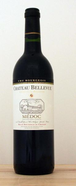 Chateau Bellevue Cuvee Clos Bellevue 法國貝拉古堡紅葡萄酒.bmp