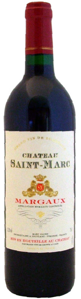 Chateau Saint Marc法國聖瑪克古堡紅葡萄酒.jpg