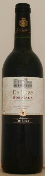 De Luze Bordeaux Red 帝露波爾多紅葡萄酒.jpg