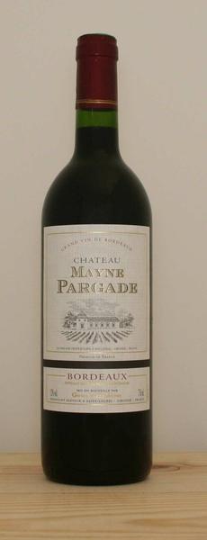 Chateau Mayne Pargade法國美恩古堡紅葡萄酒.jpg
