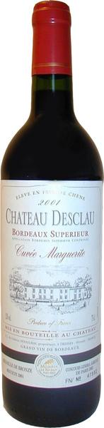 Chateau Desclau 法國德斯克古堡紅葡萄酒-馬格麗特精選.jpg
