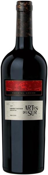 Artes del Sur Cabernet Sauvignon 南方之星大地卡本內紅葡萄酒.JPG