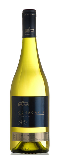 Ochagavia 1851 Reserva Chardonnay 歐哲威1851陳釀夏多內白葡萄酒.jpg