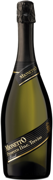 Mionetto Prosecco D.O.C. Treviso Brut 米娜多黑牌普塞克汽泡酒.jpg