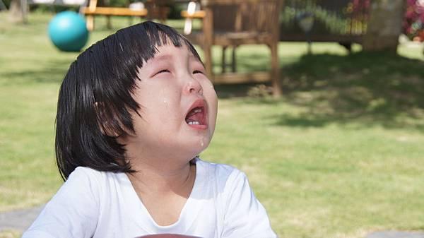 孩子愛發脾氣