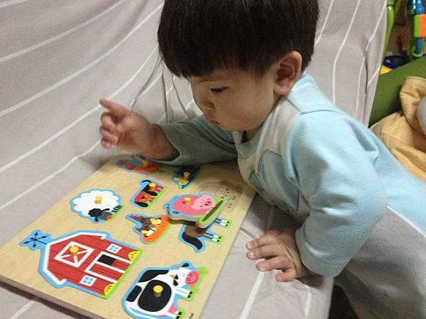 小手發展影響大腦 幼兒玩具建構型玩具
