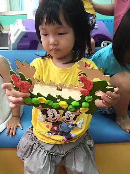【潛力種子】搭配特殊節慶玩黏土