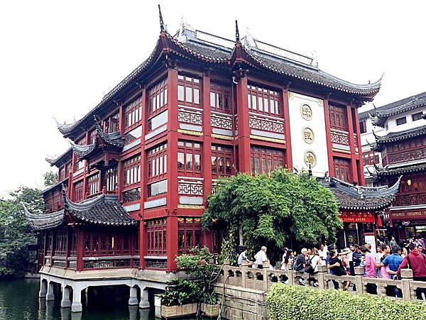 圖1 我的上海美食奇緣(之三)