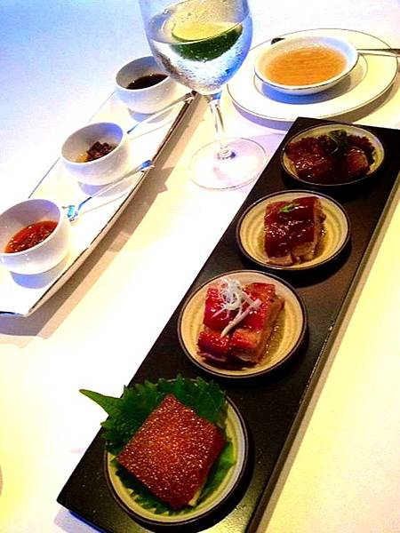 圖1 四季酒店龍景軒燒味拼盤
