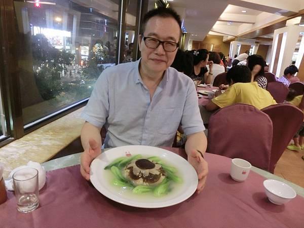 圖1 老豆腐風味不老,我也寶刀未老。