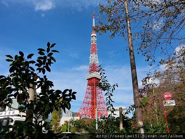 4)去看東京鐵塔順道來此一遊.jpg