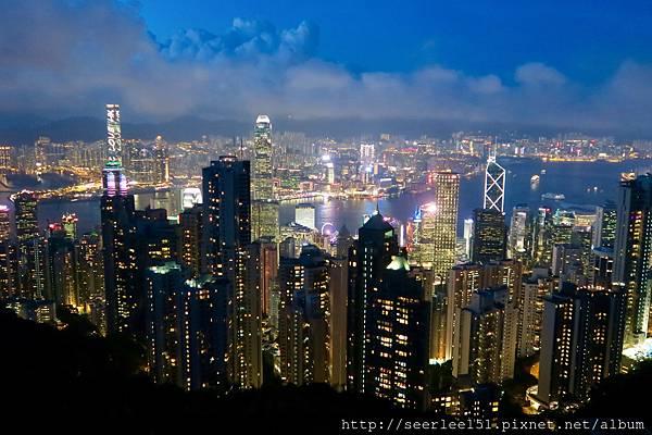 P4)從太平山頂俯看世界最美四大夜景之一做為生日紀念.jpg