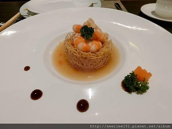 P13)午間套餐附的鮮蝦伊麵.jpg