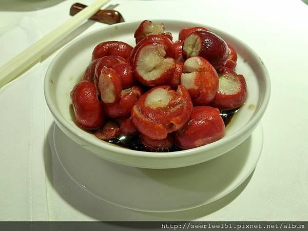 P7)金陵飯店中餐廳美味無敵的開胃菜小蘿蔔.jpg