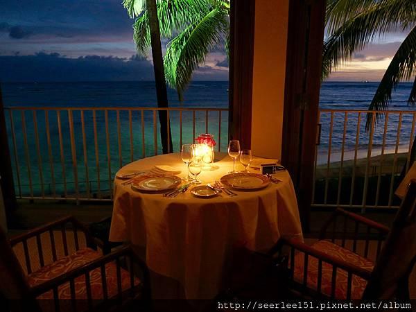 P3)芬兒2015年生日我們在夏威夷La Mer.JPG