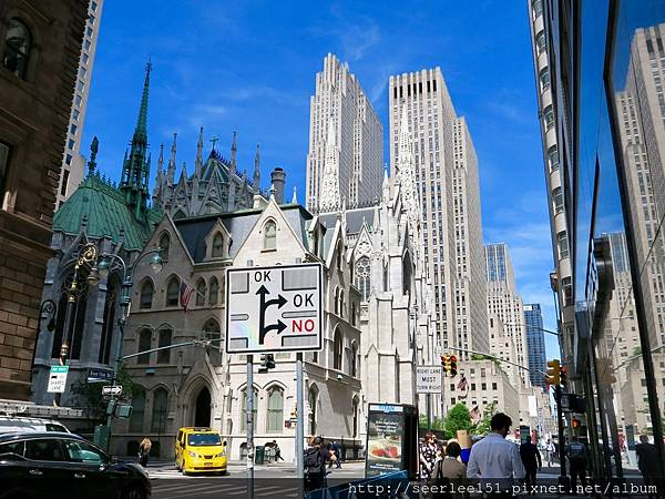 P3)Le Bernardin 位於曼哈頓51街的商業鬧區.jpg