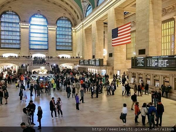 P7)世界上最有名的火車站~紐約中央車站.jpg