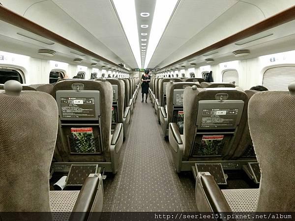 P12)日本新幹線的商務車廂也相當舒服.jpg