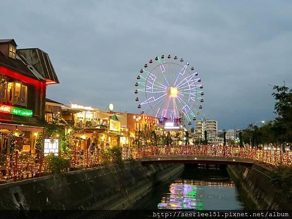 P11)美國村最大的亮點就是燈光夜景.jpg