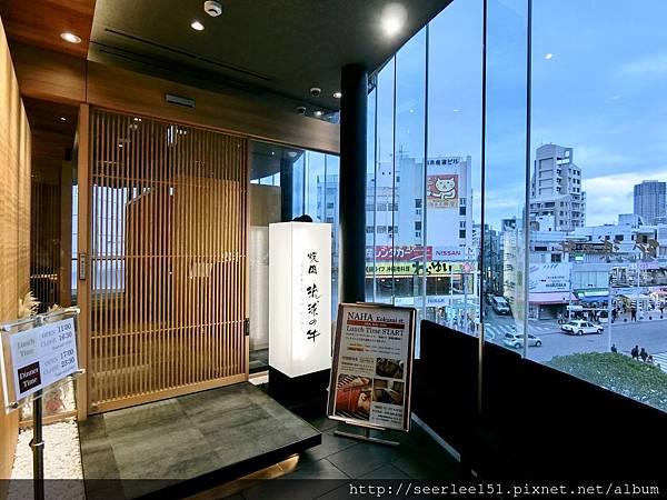P6)「琉球之牛」是當地最有名的燒肉店.JPG