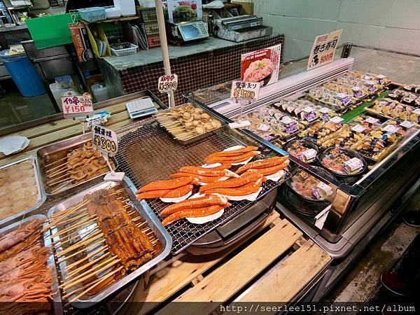 P17)大多數食物的單價都在300~500非常便宜.JPG