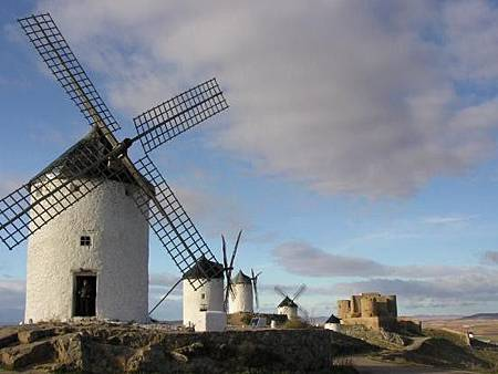 西班牙的風車