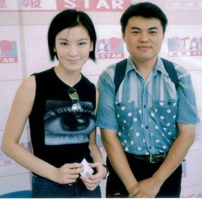 我 和 林熙蕾 小姐