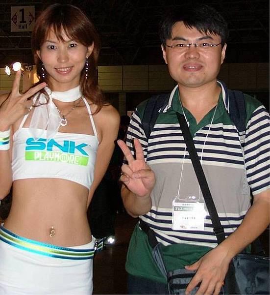 我 和 上田聰美 小姐