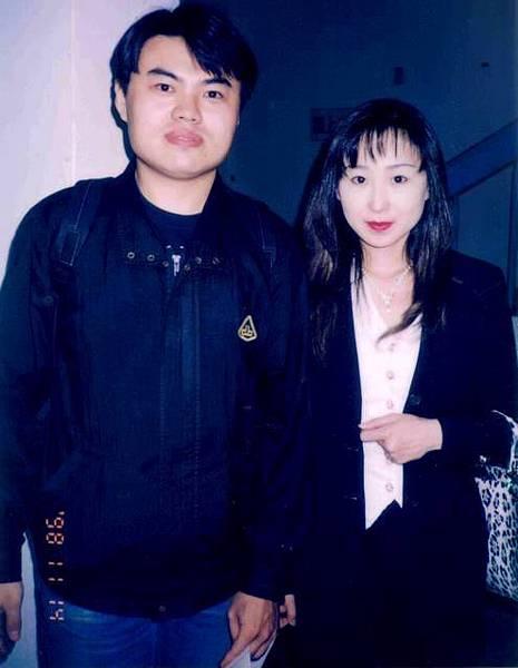 我 和 曾根恭子 小姐