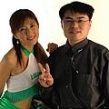 我 和 杉村陽子 小姐