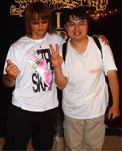 我 與 南佳也 先生(日本AV男優)