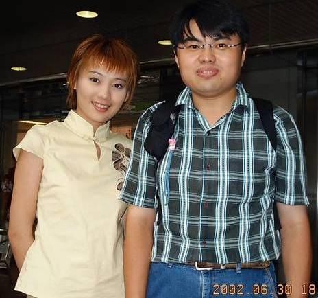 我 與 鄭安倫 小姐