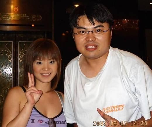 我 與 風見里穗 小姐(日本AV女優)