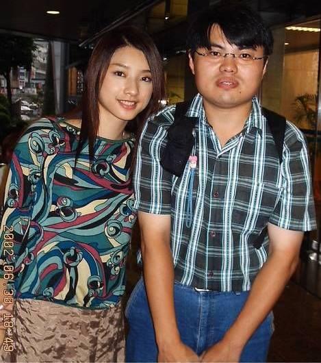 我 與 許緯倫 小姐