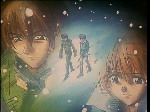 WeiB第一代OVA版