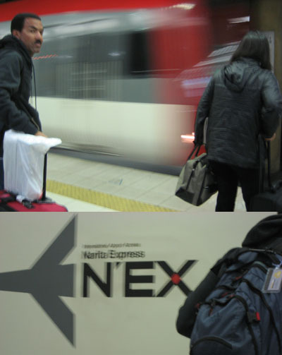2008/2/28@成田機場