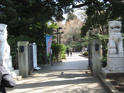 2008/2/29@早稻田大學