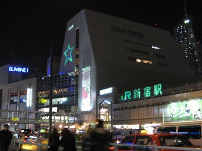 2008/2/29@新宿