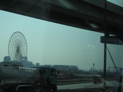 2008/3/04@回機場的路上