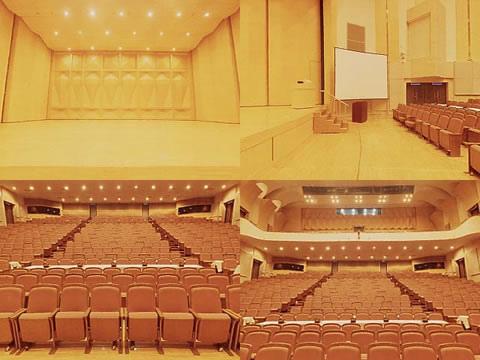Novel Hall 新舞台