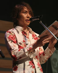 PF10來賓之一:置鮎龍太郎