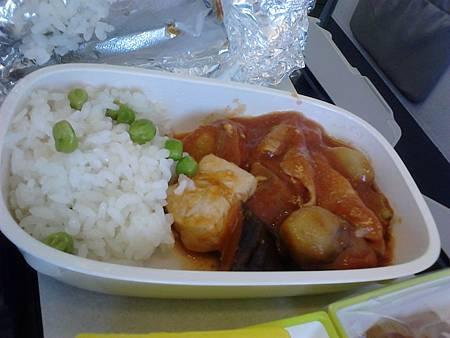 釜山航空餐點