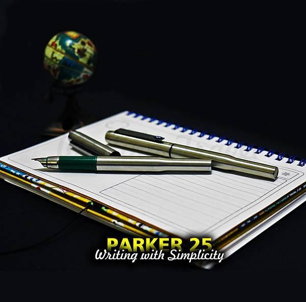 Parker 25封面.jpg