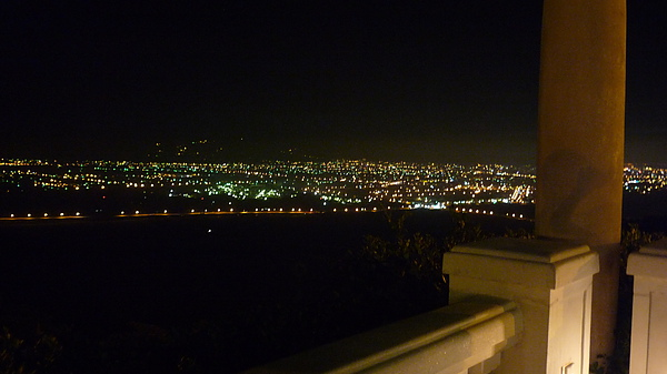 飯店前~美麗的夜景.JPG