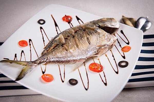 香煎瓜仔魚