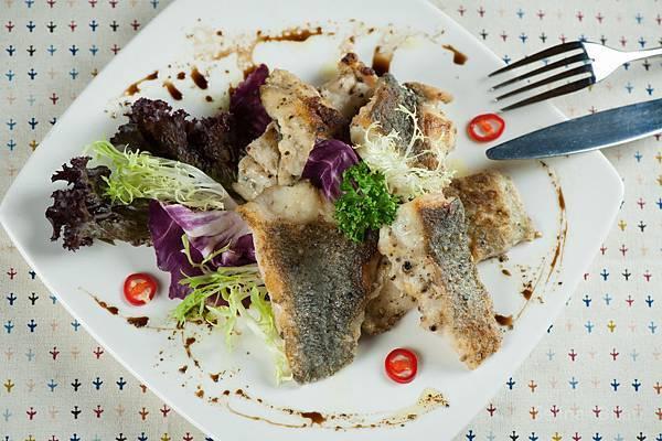 香煎石斑魚菲力