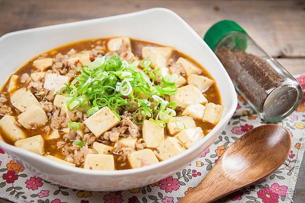 椒香麻婆豆腐