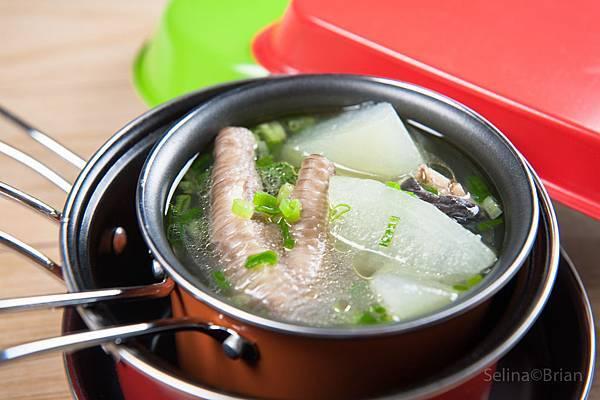 冬瓜雞腳湯