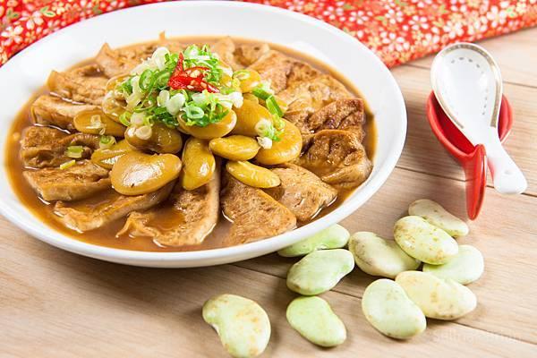 皇帝豆燒豆腐