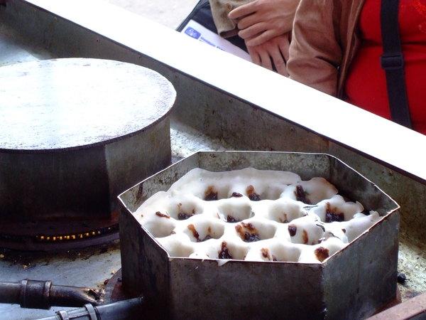 蘇式小吃~梅花糕-3